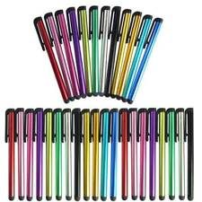 100x Lot Universal Stylus Pen for Smartphone Cell Phone Tablet PC