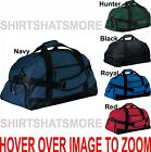 Gym Bag Duffle Workout Sport Travel Carry On Duffel 5 Colors NEW! (089)