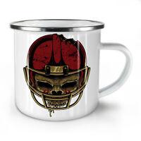 American Football NEW Enamel Tea Mug 10 oz   Wellcoda