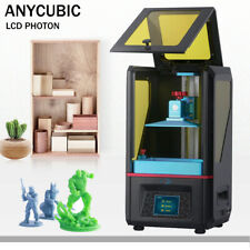 "ANYCUBIC SLA Photon LCD 3D Printer Resin UV Light Curing 2.8"" TFT Touch Screen"
