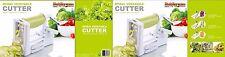 Spiralizer Vegetable & Fruit Spiral Julienne Shred Twister Slicer Cutter Peeler!