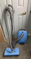 KENMORE HEPA Canister Vacuum Cleaner Model 116 BLUE