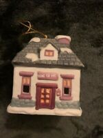 Dickens Village Replacement Bell Lite Light Tree Ornament ROOMS FOR HIRE by JSNY