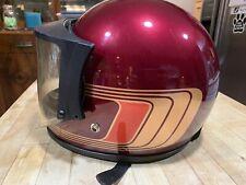 New Listingvintage polaris snowmobile helmet