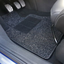 uniTEC Auto Fußmatten Set 4tlg. Basic Schwarz BMW Audi Mercedes Opel Toyota Ford