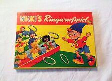 Altes ENID BLYTON Ringwurfspiel - NICKI´S RINGWURFSPIEL 1958 - Spear Spiele