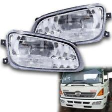 Fit 2015+ Hino Truck 500 Series Ranger Mega Truck Head Light Lamp