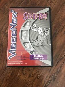 Video Now Personal Video Scooby-Doo The Rage Backstage Ages 6+