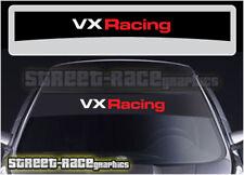 SS1006 Vauxhall VXR sun strip graphics stickers decals sunstrip Astra Corsa