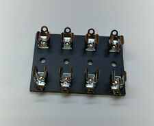 4-Way Agu In-Line Fuse Holder Power Distribution Block Amp 10A-100A