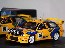 SEAT CORDOBA WRC  #10 LIATTI MONTE CARLO 1999 NIGHT VERSION SKID SKM99047 1:43