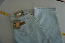 WRANGLER Tina Jeans bootcut regular body flare stretch Hose W28 L32 blau NEU #D6