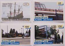 Stadspost Almere Lelystad/Zaanstad - Serie Schepen, Bussen, Treinen, Trains 1996