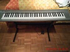 E-piano Yamaha gebraucht, in gutem Zustand (ohne Notenständer mit Pedal)