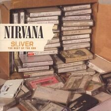 Nirvana CD,Sliver: The Best of the Box  (CD, Oct-2005, Geffen) GREATEST HITS