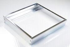 LUMIXON LED Panel Rahmen Halterung 30x30x5cm für Wand und Decke