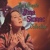 Yma Sumac - Ultimate Collection (CD 2001)  NEW AND SEALED