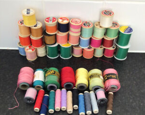 Job Lot / Bundle Cotton Thread
