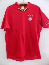 Alemania Jersey de estilo vintage y retro Camiseta De Fútbol Maglia tricot fútbol Muy Raro