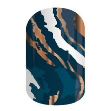1 Half Sheet Jamberry NEW FALL 2017 Catalog 'Out Of This Twirl' Wrap Pre-Order