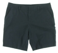 Tommy Hilfiger Shorts Chino Masters Navy Twill Bermuda AU18 W36 US14 NEW Women