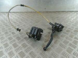 SACHS MADASS 125 2008 Front Brake System