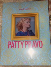 PATTY PRAVO GRANDI SUCCESSI 3 x CD BOOK BOX BEST OF SIGILLATO SEALED BAMBOLA