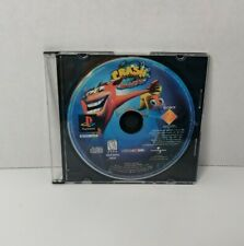 Crash Bandicoot: Warped (Sony PlayStation, 2008) Ps1 - Disc Only - Tested