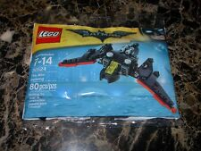 SEALED Lego Batman Movie THE MINI BATWING 30524 polybag quick build 80pcs 2017