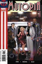 Marvel Mutopia comic issue 1