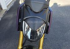Headlight Visor Decal - for Honda Grom 2014-16 MSX Cover tint decaldino skin led