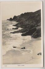 Cornwall postcard - Porth Chapel - (A1172)