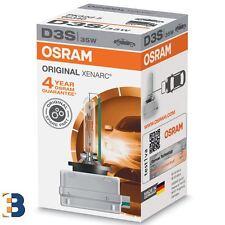 D3S Osram ORIGINAL 66340 XENON BULB XENARC NEW HID 35W Single