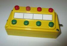 Märklin 7072 Control Desk Gelb