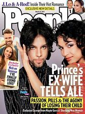 PEOPLE MAGAZINE March 27, 2017 Prince Rogers Nelson & Mayte Garcia BRAND NEW