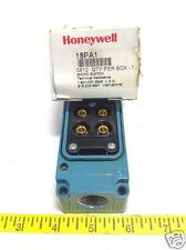HONEYWELL MICRO SWITCH TERMINAL BLOCK  18PA1