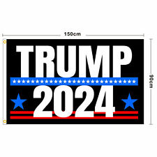 New listing 3x5Ft Trump 2024 President flag Make America Great Again,The Rules have changed!