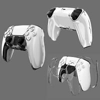 Für Sony Playstation 5 PS5 Controller Gamepad Crystal Protective Case Cover Skin