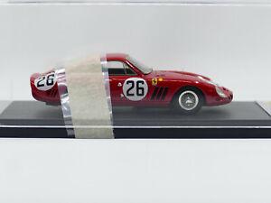 BBR BBR135C Ferrari 330 GTO 24 Hours LeMans 1963 - MIB and Rare