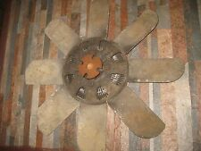 Vintage Mercedes Benz Cooling Fan w/o Clutch Assembly