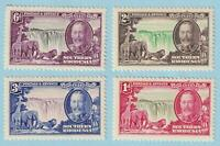 SOUTHERN RHODESIA 33 - 36  MINT HINGED OG * NO FAULTS EXTRA FINE!