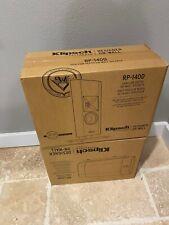 Klipsch RP-140D Flat Panel Speakers - New - PAIR   On Wall Speaker