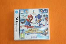 Mario & Sonic Winter Games Nintendo DS