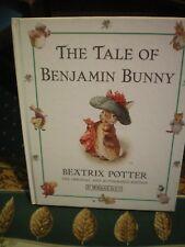 The Tale of Benjamin Bunny by Beatrix Potter (Hardback, 1997)  NEW
