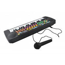 Kinderpiano Keyboard Klavier Spielzeug Mikrofon Musikinstrument