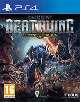 Space Hulk Deathwing - Enhanced Edición PS4 PLAYSTATION 4 Focus