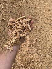 PURE SAWMILL WOODCHIP MULCH - PINE/CYPRESS - No Rubbish/weeds/seeds