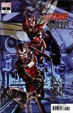 ANT-MAN & THE WASP 1 1:25 BRYAN HITCH INCENTIVE VARIANT NM