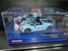 Digital 132 30788 Carrera 'Porsche 918 Gulf Racing No. 2  - NEU in OVP -