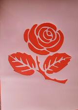 1547 Schablonen Tattoo Drachen Mylarfolie Vintage-Stanzschablone Shabby Stencil